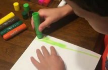 Kwik Stix Summer Crafts for Kids of All Ages