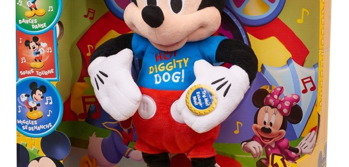 Disney Junior Hot Diggity Dance and Play Mickey