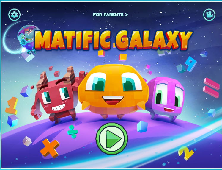 Make Math Practice Easy with Matific Galaxy Math Learning Game