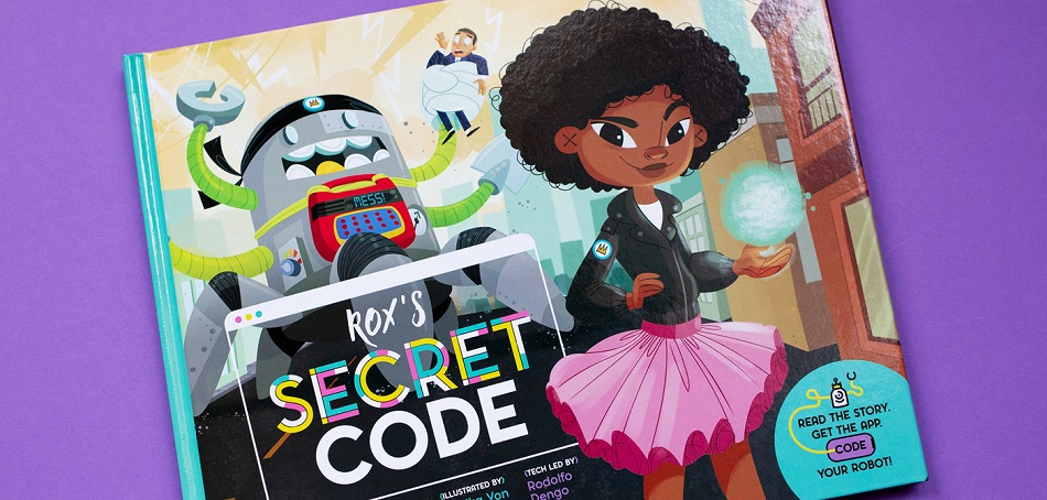 Introduce Kids to Coding & Robotics with Rox's Secret Code