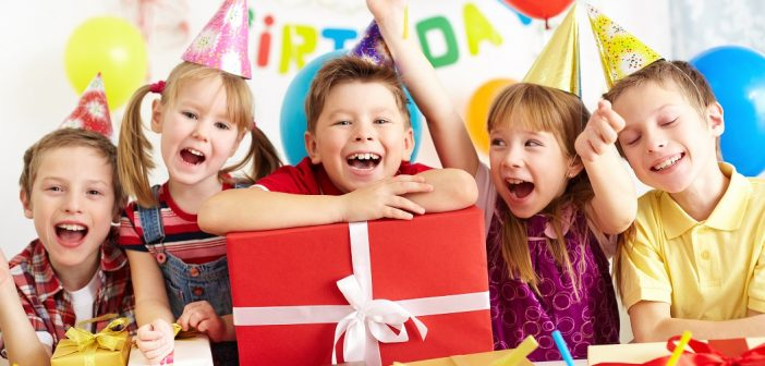 Three Perfect Birthday Gifts For Any Child