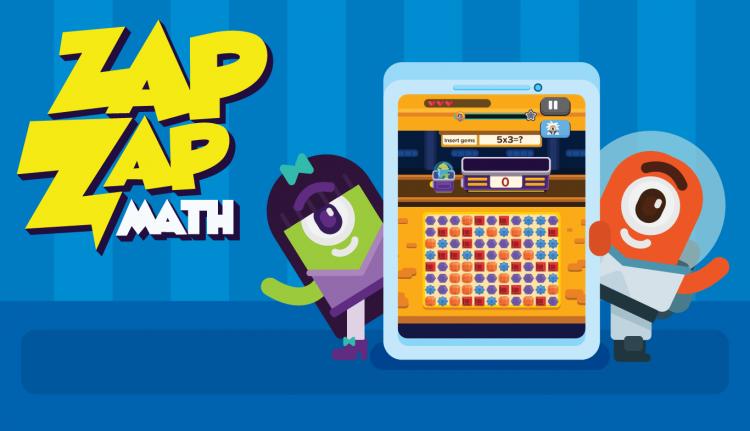 Make Math Fun with ZapZapMath Apps