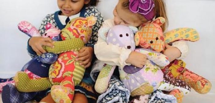 Preserve Your Precious Memories With the Patchwork Bear