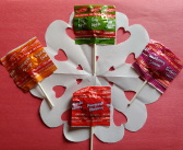 Show Your Love This Valentine's Day with Koochikoo Organic Lollipops