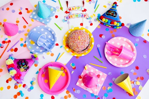 How to throw a perfect birthday party for your child