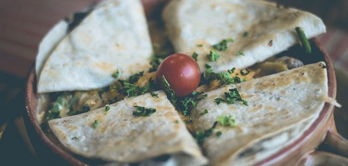 Fan Favorites: Quesadillas