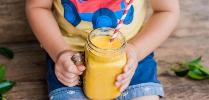 5 Healthy Juices For Your Kids After Playtime