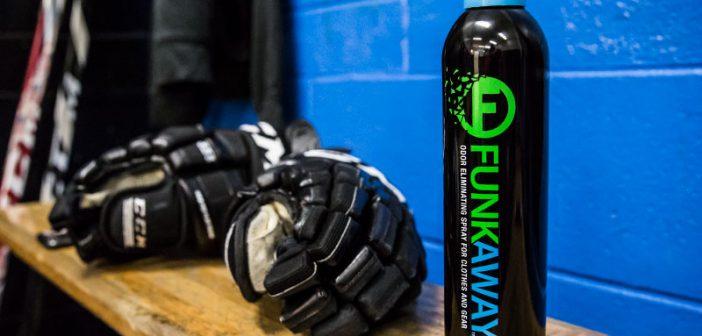 Funkaway Helps Keep Sport Gear Fresh