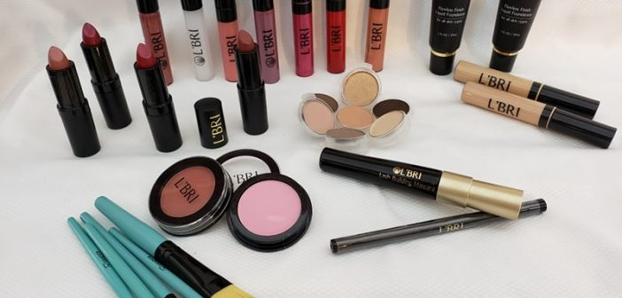 L'BRI PURE n' NATURAL Makeup