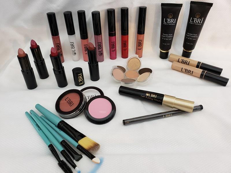 Makeup From L Bri Pure N Natural Mom