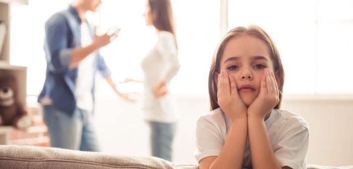Parenting Tips When Going Through A Divorce