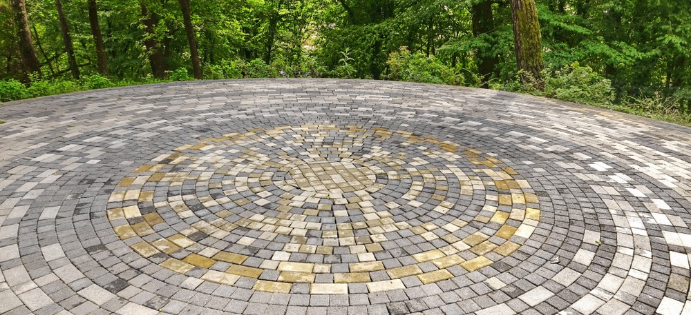 New Landscape Design Trends The New Pavers Perfect For Your Patio