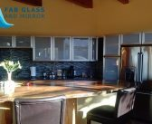 Create Custom Glass Cabinets by Ordering Online Quality Glass from Fab Glass & Mirror