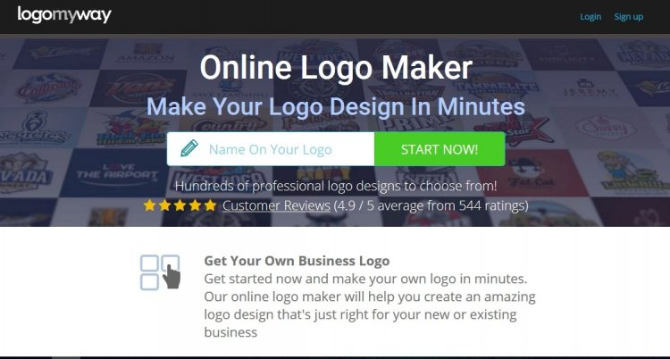 How to Make Your Own Logo Using the LogoMyWay Online Logo Maker