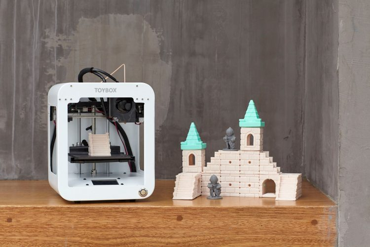 ToyBox the 3D Printer With Kids in Mind