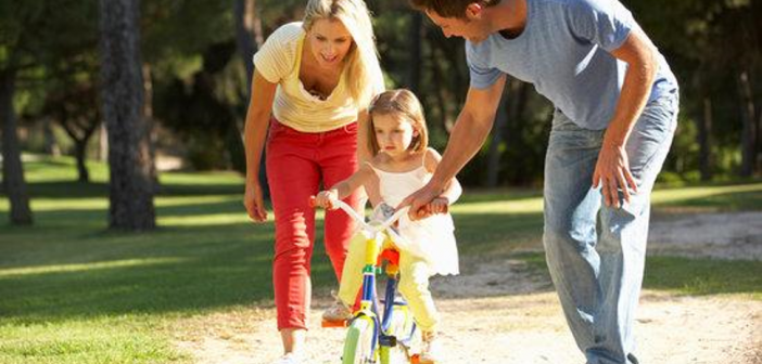 Top Mistakes Parents Make Teaching Kids to Ride a Bike