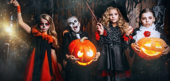 Keep Your Kids Warm this Halloween with These Tips