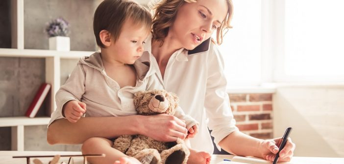 How Moms with Anxiety Can Thrive